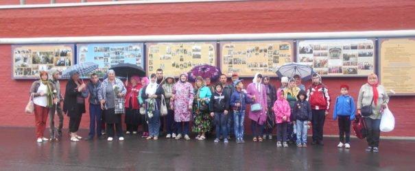 Экскурсионно-паломническая поездка в Москву.