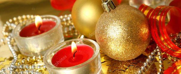 Поздравление родителей С новым годом и Рождеством!